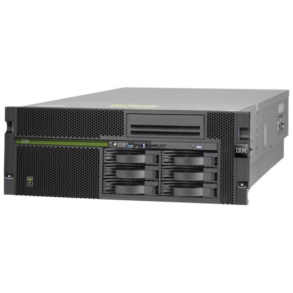 Сервер IBM POWER SYSTEM 520 - 1-Core 4.2GHz (8203-E4A-5633)