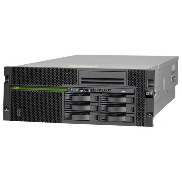 Сервер IBM 1-Core 4.2GHz - 1 x OS - 75 USER - P05 (8203-E4A-5633-1-75US)