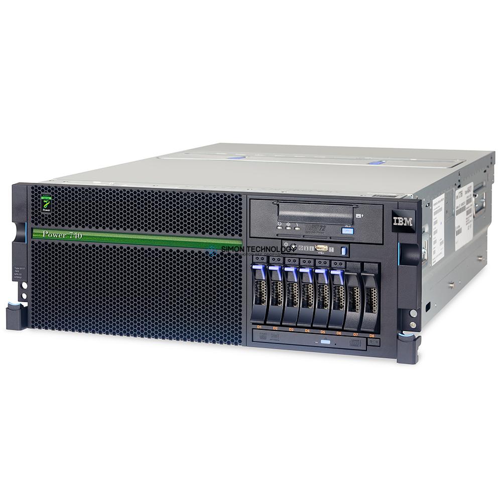 Сервер IBM 12c3.7 PVM Ent, 2x8354 proc (8205-E6B 12CORE 3)