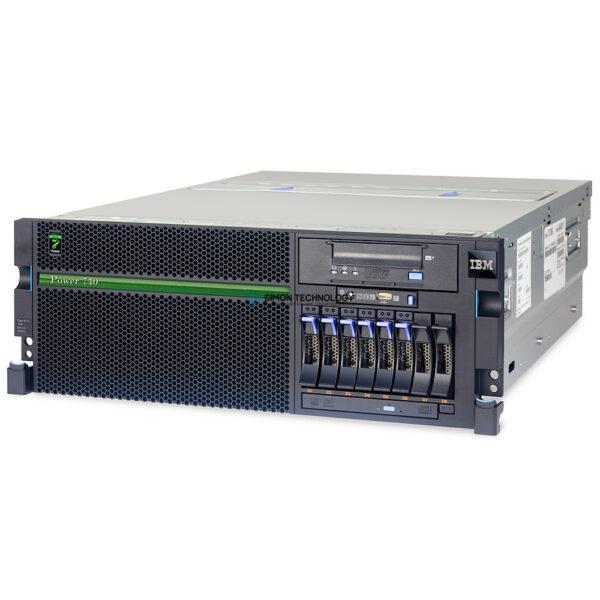 Сервер IBM P7 740 - 8-Core - 6 x OS - P20 (8205-E6C-EPC8-6)