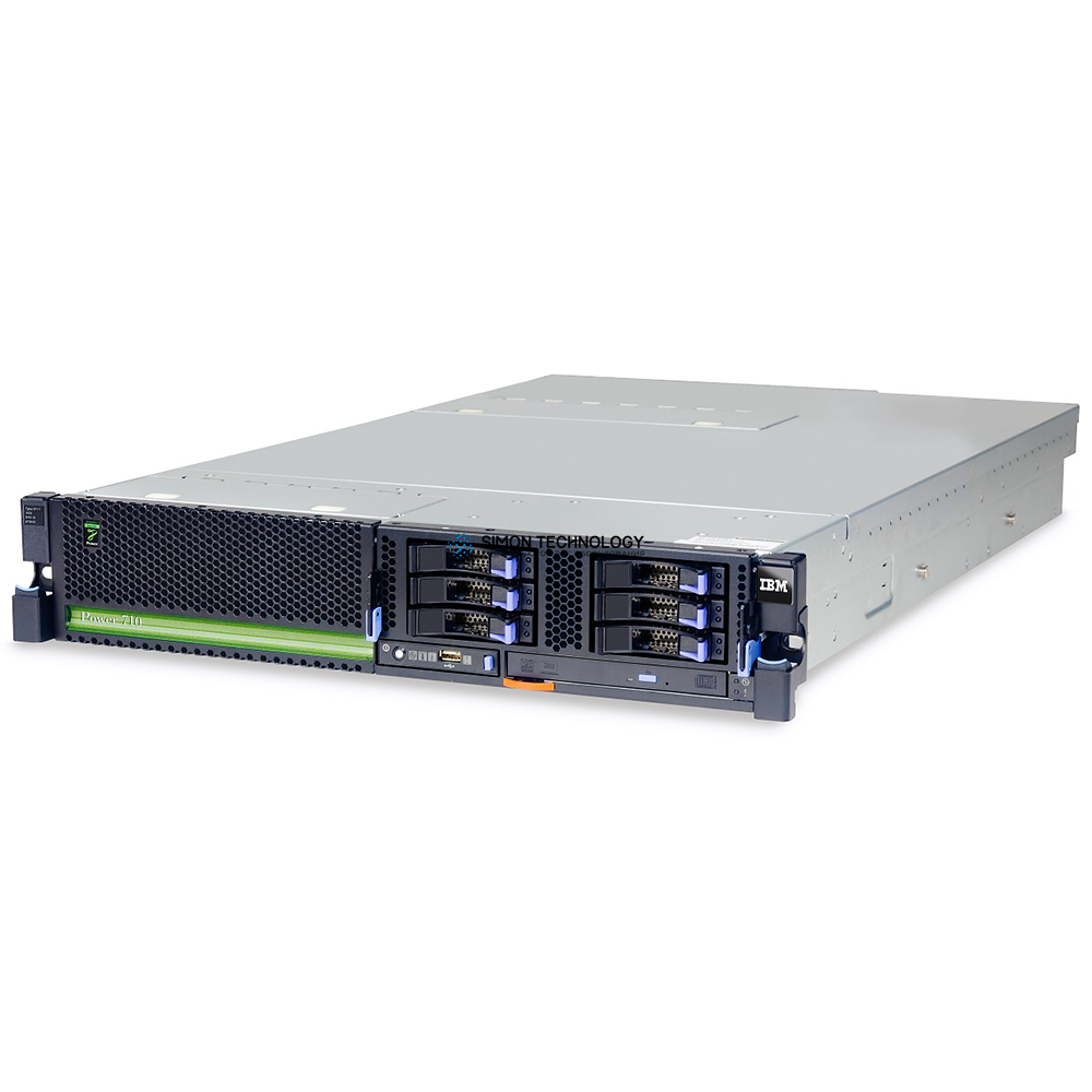 Сервер IBM Power 710 Server / parts (8231-E2B)
