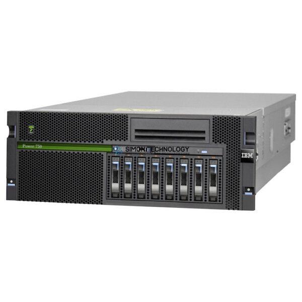 Сервер IBM P7 750 - 8-Core - V7R3 - 2xOS - 1 x 5250 - P20 (8233-E8B-EPA4-4988-2)