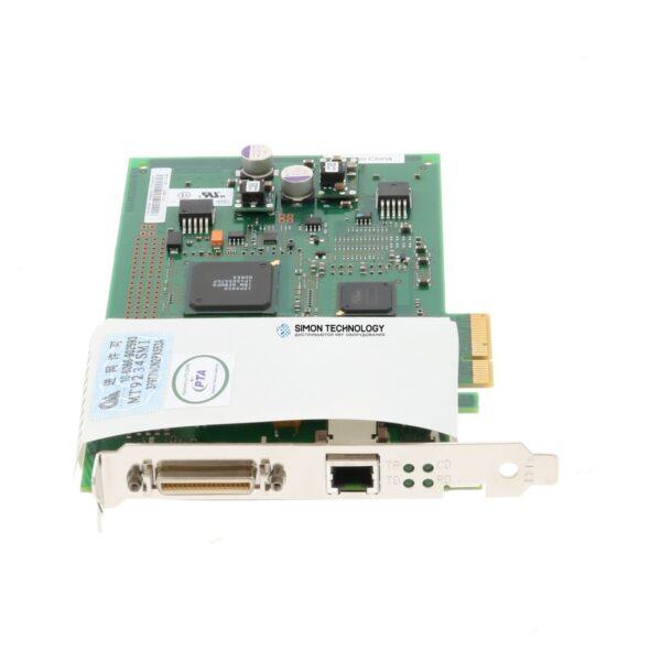 Контроллер IBM 2-Line WAN PCIe (x4) Adpater w/Modem (no (82XX-2893)