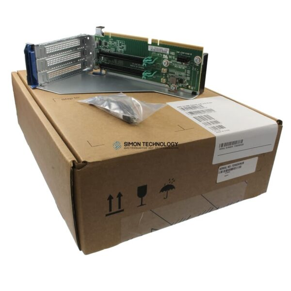 Карта расширения HP Riser-Board Kit PCI-E x16/x16 DL38X Gen10 - NEU (875059-001)