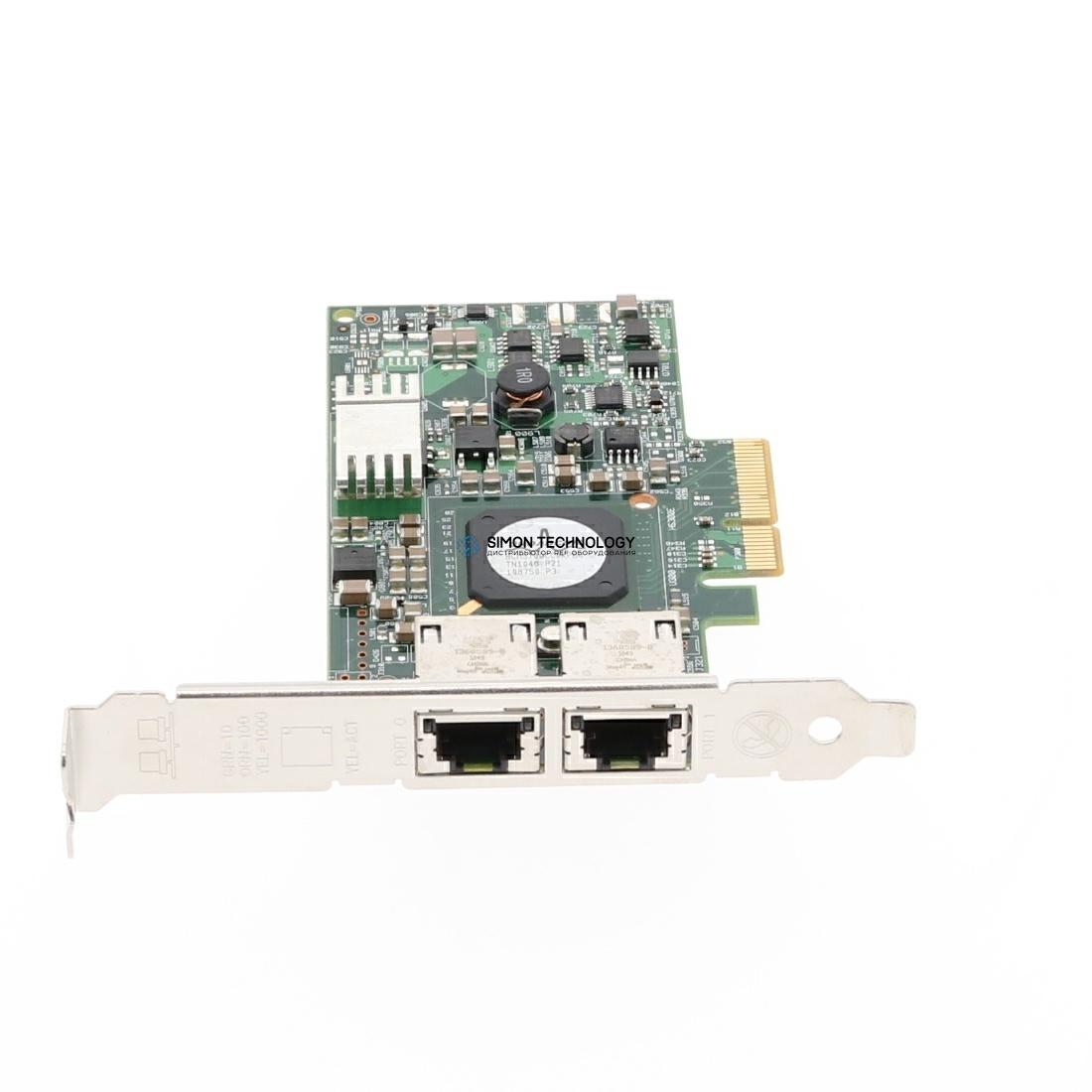 Сетевая карта IBM Express NetXtreme II 1000 Express Dual Port Ethern Ethernet Adapter (90Y4576)