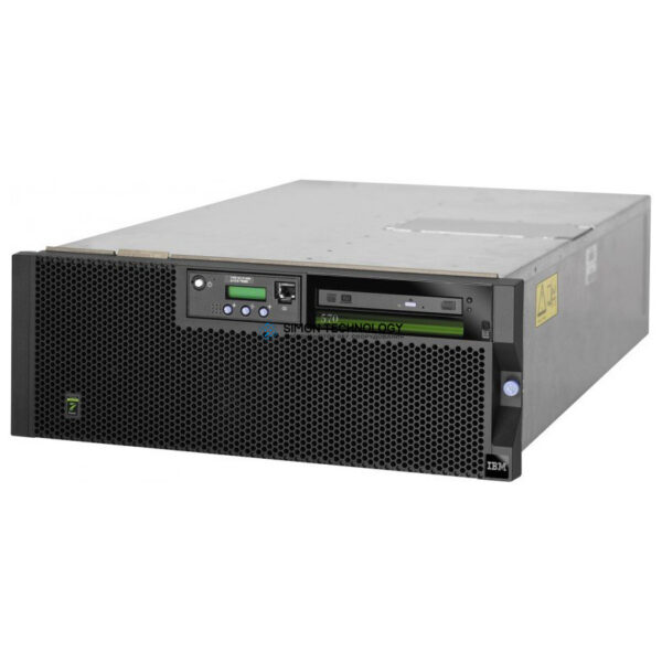 Сервер IBM 12w5.0GHz, PowerVM Standard, 160GB memor (9117-MMA VPD KIT)