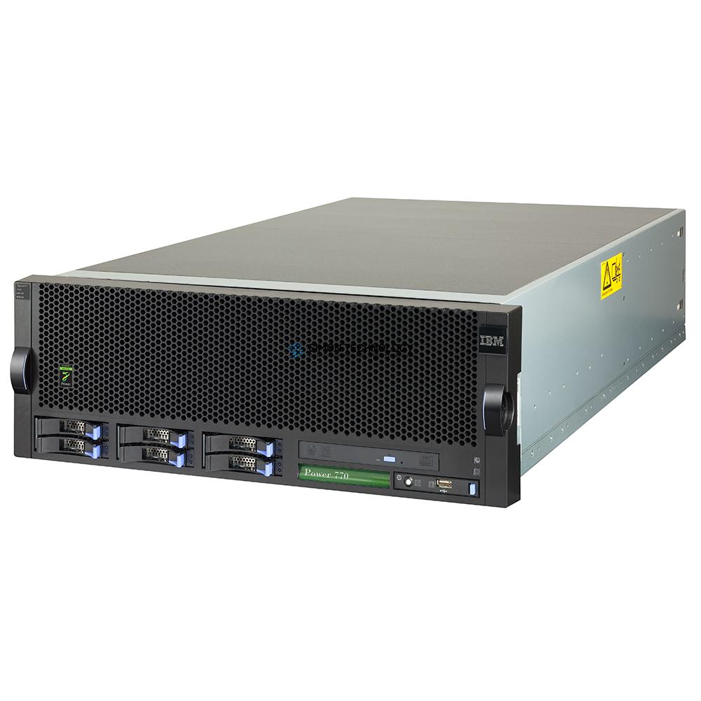 Сервер IBM 36-Core - V7R3 - 7xOS - 2x5250 - 256GB RAM - P30 (9117-MMB-4980-4992-7)