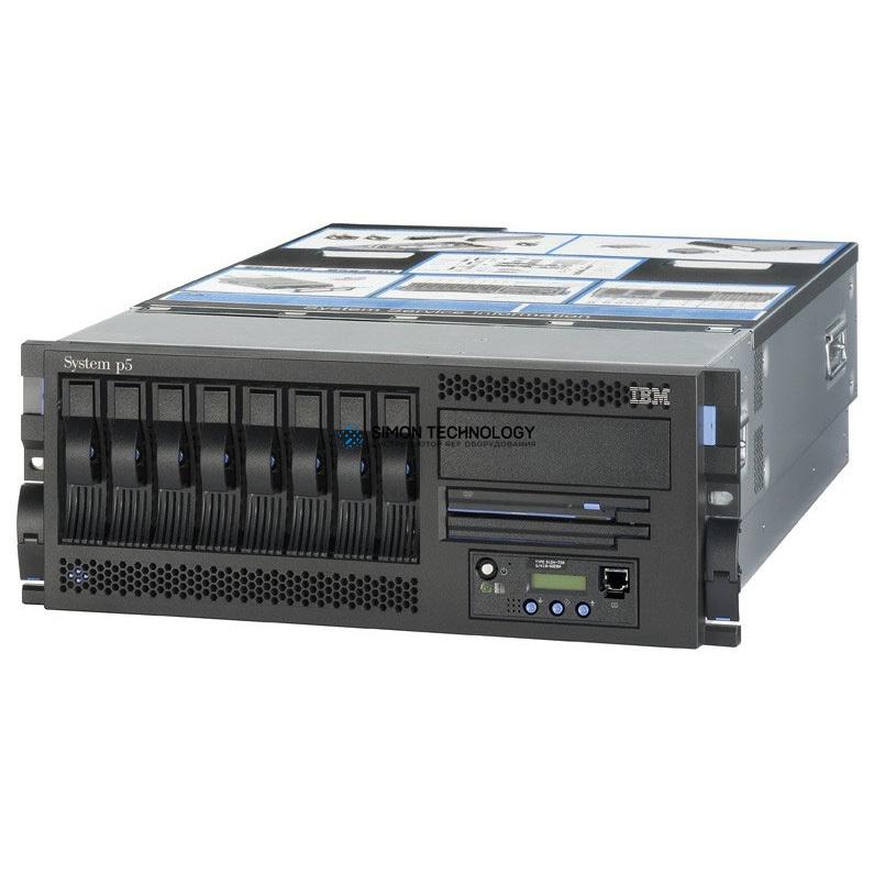 Сервер IBM 2-Core - 1 x OS - P20 (9406-550-0910-7154-1)
