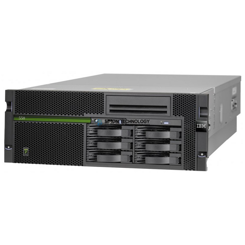 Сервер IBM 4-Core - V7R1 - 3 x OS - P20 (9409-M50-4966-3)