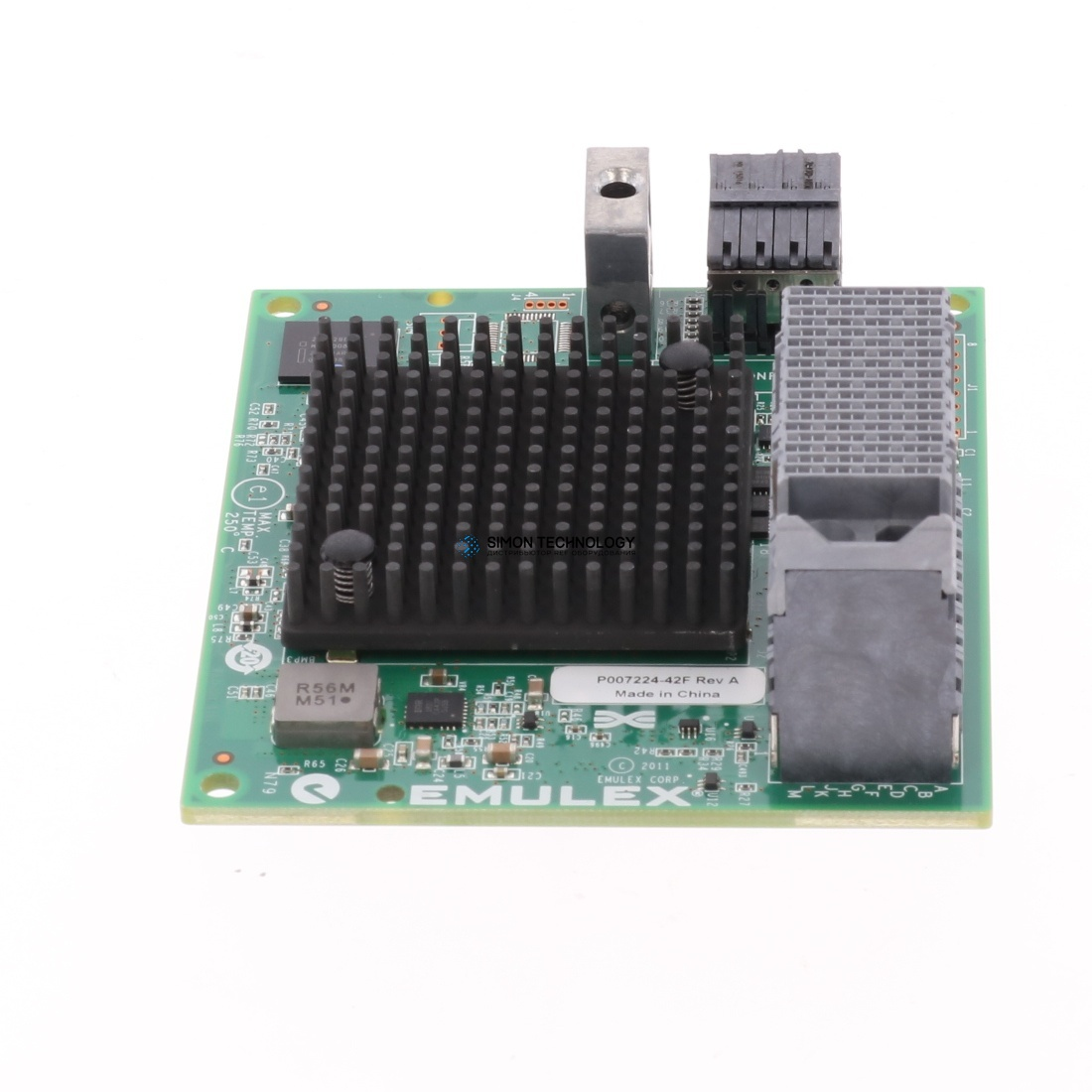 Lenovo Flex System FC5052 2-port 16Gb FC Adapter (95Y2386)