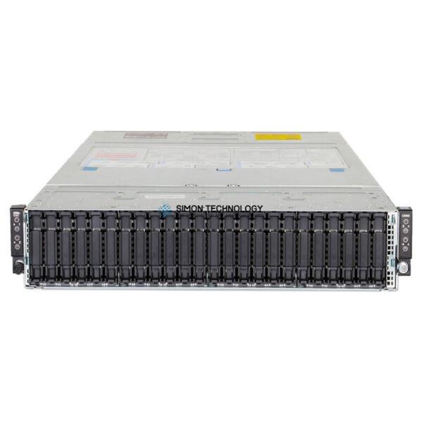 Сервер Dell PowerEdge C6400 24x2.5 Chassis Ask for custom qout (C6400-SFF-24-5FKHX)