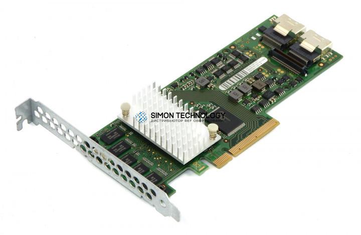 Контроллер Fujitsu RAID-Controller D3116 8-CH 1GB SAS 6G PCIe x8 BBU S26361- (D3116-C26-GS1)