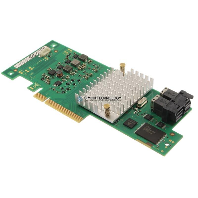 Контроллер Fujitsu SAS-Controller D3327 8-CH SAS 12G PCIe x8 w/o BBU (D3327-A12)