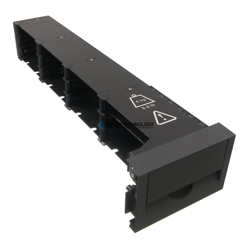 Fujitsu Siemens FSC FibreCAT TX24/TX48 LTO-Magazin 12-Slot rechts - (D.FCTX-CM12M)