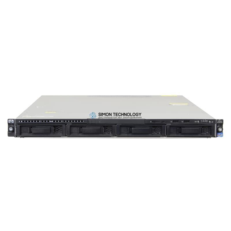 Сервер HP Server ProLiant 6C Xeon E5-2609 v3 1,9GHz 8GB 4xLFF B140i (DL120 Gen9)
