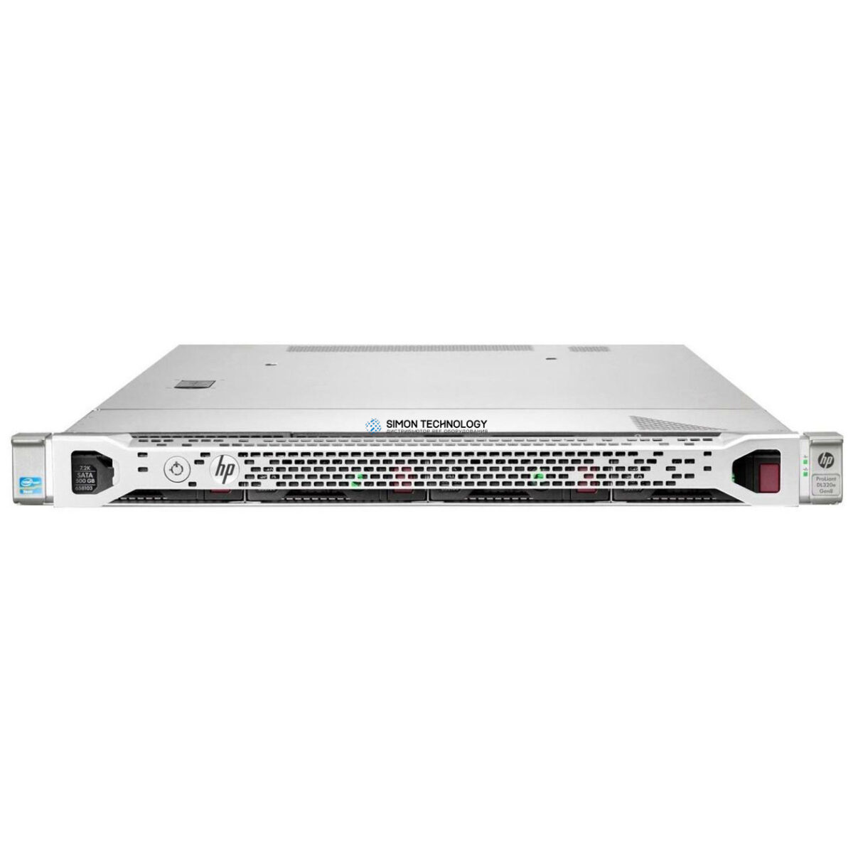 Сервер HP DL320 Gen 8 Configure To Order Server (DL320G8)