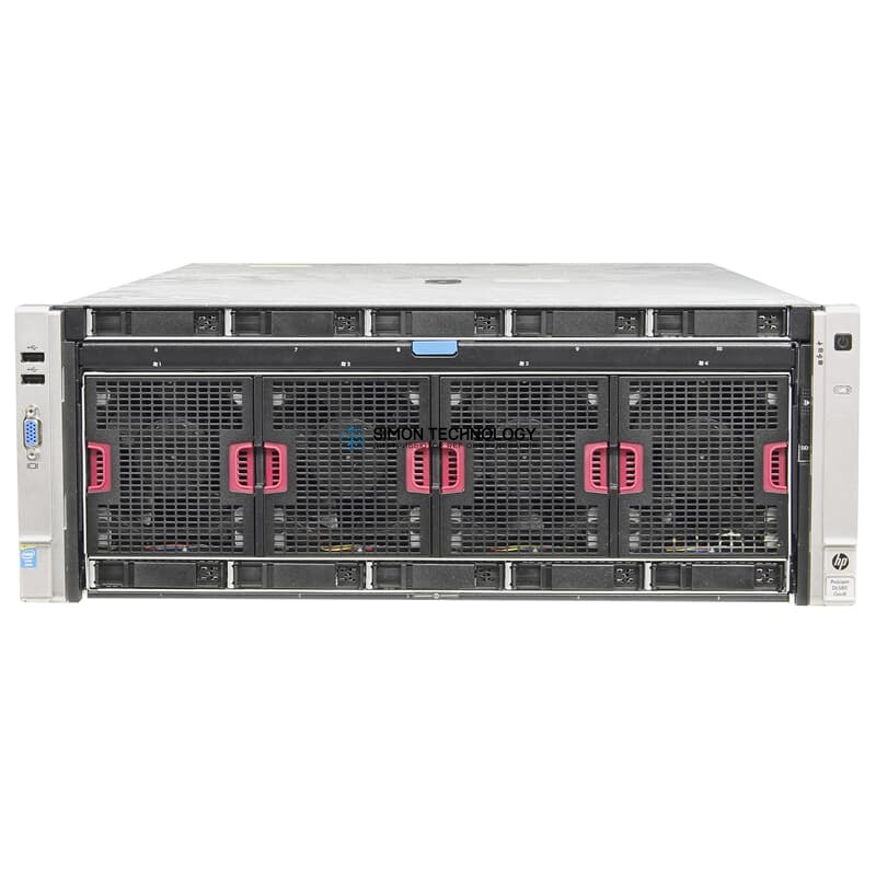 Сервер HP Server ProLiant 4x 15C Xeon E7-4890 v2 2,8GHz 512GB 10xSFF (DL580Gen8)