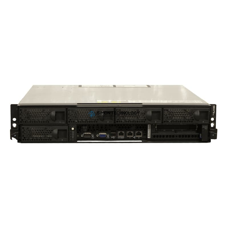 Сервер IBM Server System iDataPlex dx360 M2 2x QC Xeon E5520 2,27 GHz 12 GB (DX360 M2)