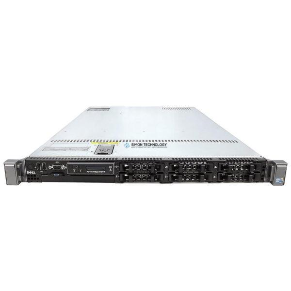 Сервер Dell R610 0xCPU/0GB RAM/6x2.5'/NO RAID CNTRL/0xPSU (E01S-R610CTO)