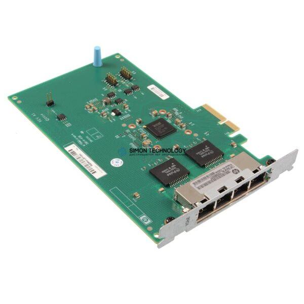 Сетевая карта HP 3PAR Ethernet 4-Port 1 Gbps PCI-E Adapter StoreServ 7000 - NEU (E7X97A)