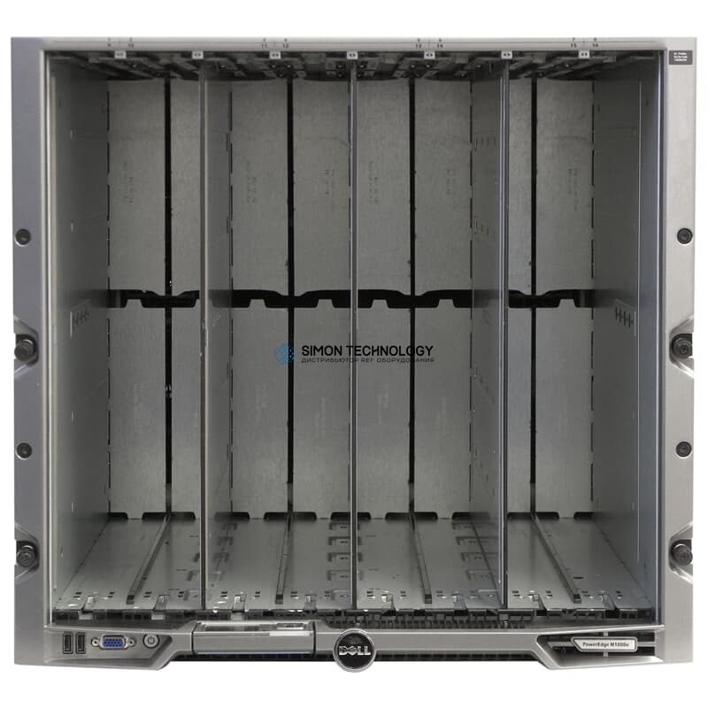 Dell Blade Enclosure PowerEdge M1000e Chassis - (H352H)