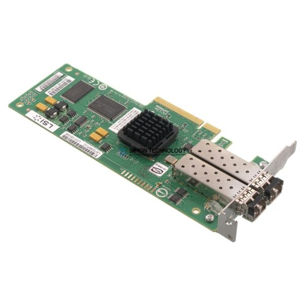 Контроллер LSI FC-Controller LSI DP 4Gbps/FC/PCIe 8x (L3-01120-03E)