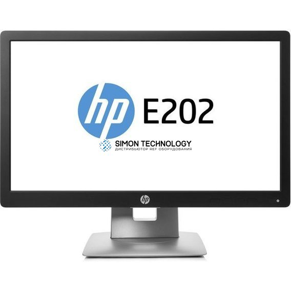 Монитор HP EliteDisplay E202 - LED-Monitor - 50.8 cm (20') (20.0' sichtbar) (M1F41AA#ABB)