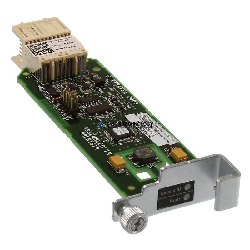 Модуль Dell EqualLogic Enclosure Interface Processor (EIP) Card PS6500 PS6510 - (P542M)