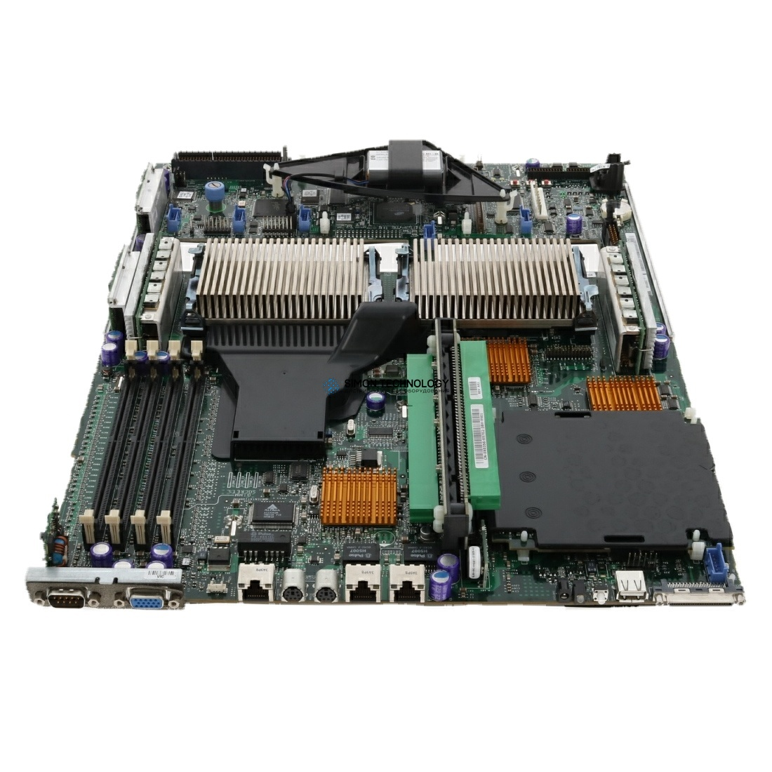 Материнская плата Dell PowerEdge 1750 3x3.5 J3014 Ask for custom qoute (PE1750-LFF-3-J3014)