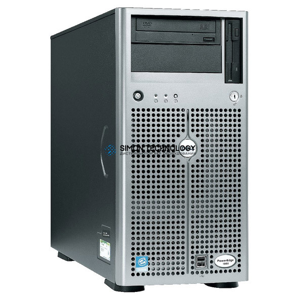 Сервер Dell PowerEdge PE1800 6x3.5 P8611 Ask for custom qoute (PE1800-LFF-6-P8611)