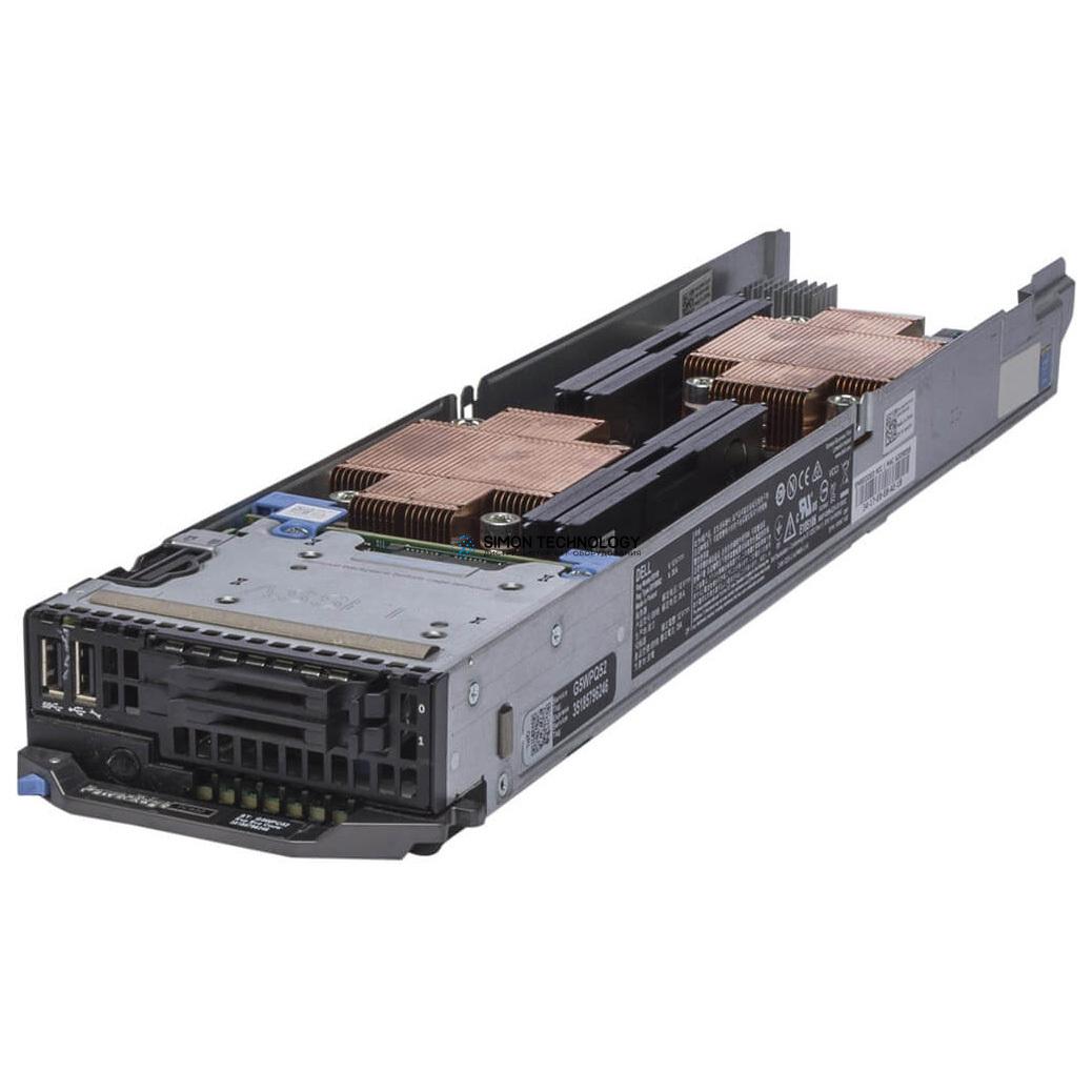 Сервер Dell PowerEdge FC430 2x2.5 3Z19K Ask for custom qoute (PEFC430-SFF-2-3X19K)