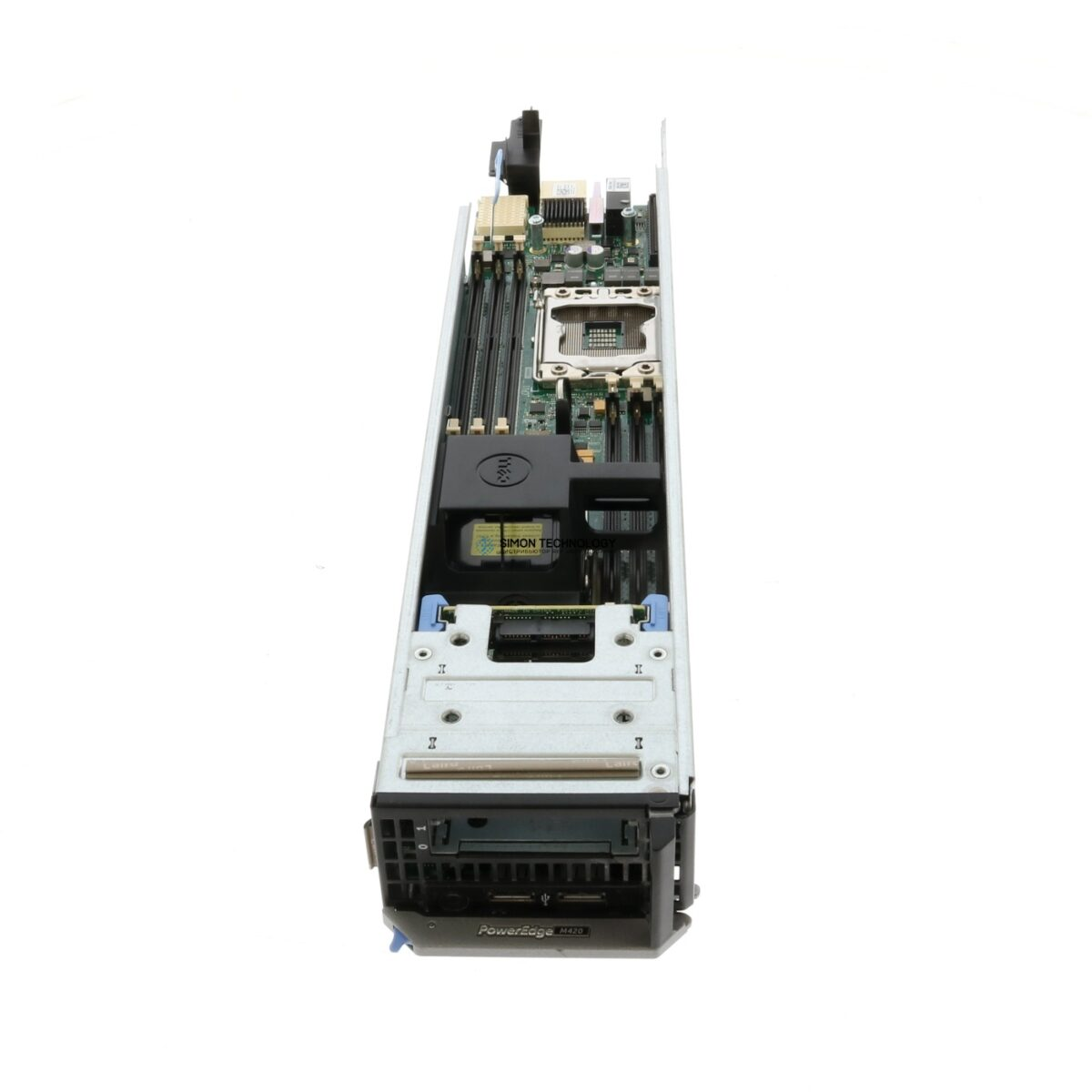Сервер Dell PowerEdge M420 CTO Ask for custom qoute (PEM420)
