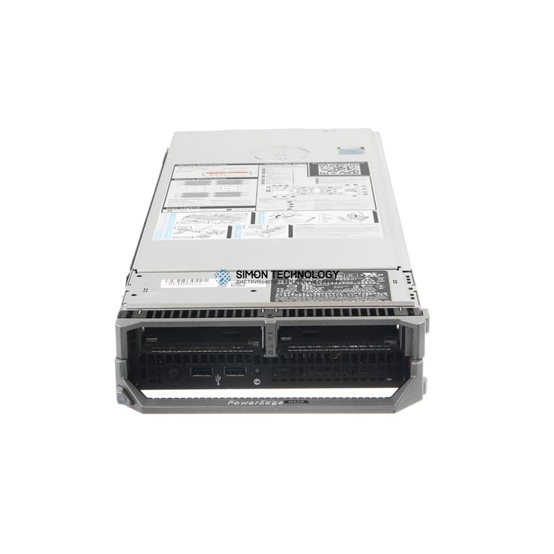 Сервер Dell PowerEdge M620 93MW8 Ask for custom qoute (PEM620-93MW8)