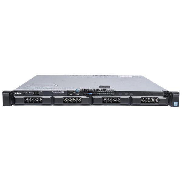 Сервер Dell PowerEdge R230 4x3.5 FRVY0 (PER230-LFF-4-FRVY0)