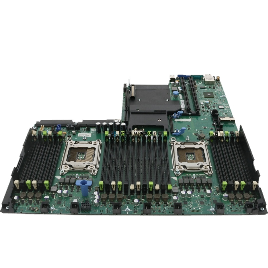Материнская плата Dell PowerEdge R620 10 Bay VV3F2 Ask for custom qoute (PER620-SFF-10-VV3F2)
