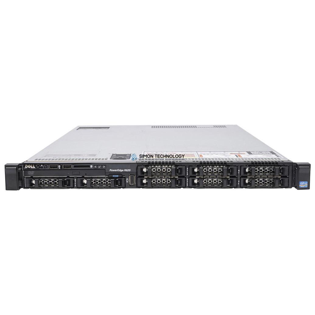 Сервер Dell PowerEdge R620 8 Bay 1W23F Ask for custom qoute (PER620-SFF-8-1W23F)