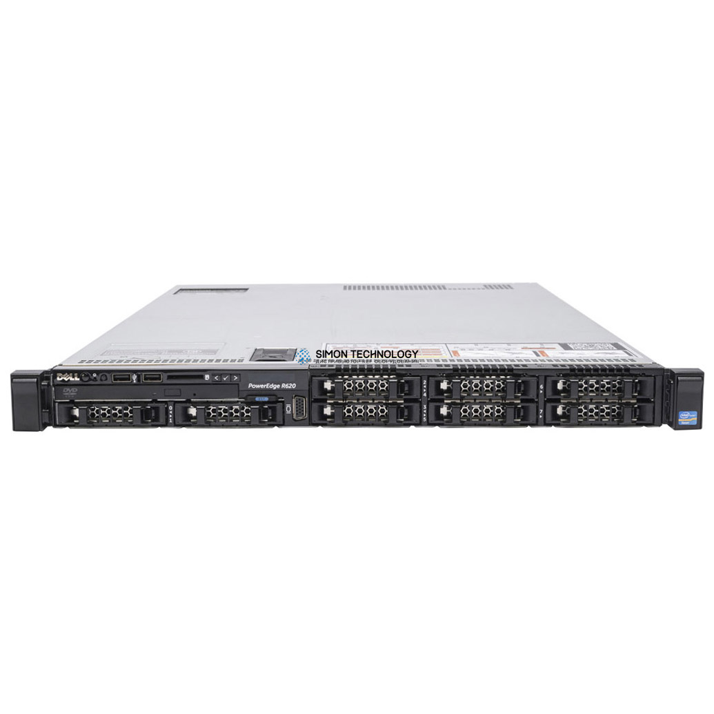 Сервер Dell PowerEdge R620 8 Bay PXXHP Ask for custom qoute (PER620-SFF-8-PXXHP)