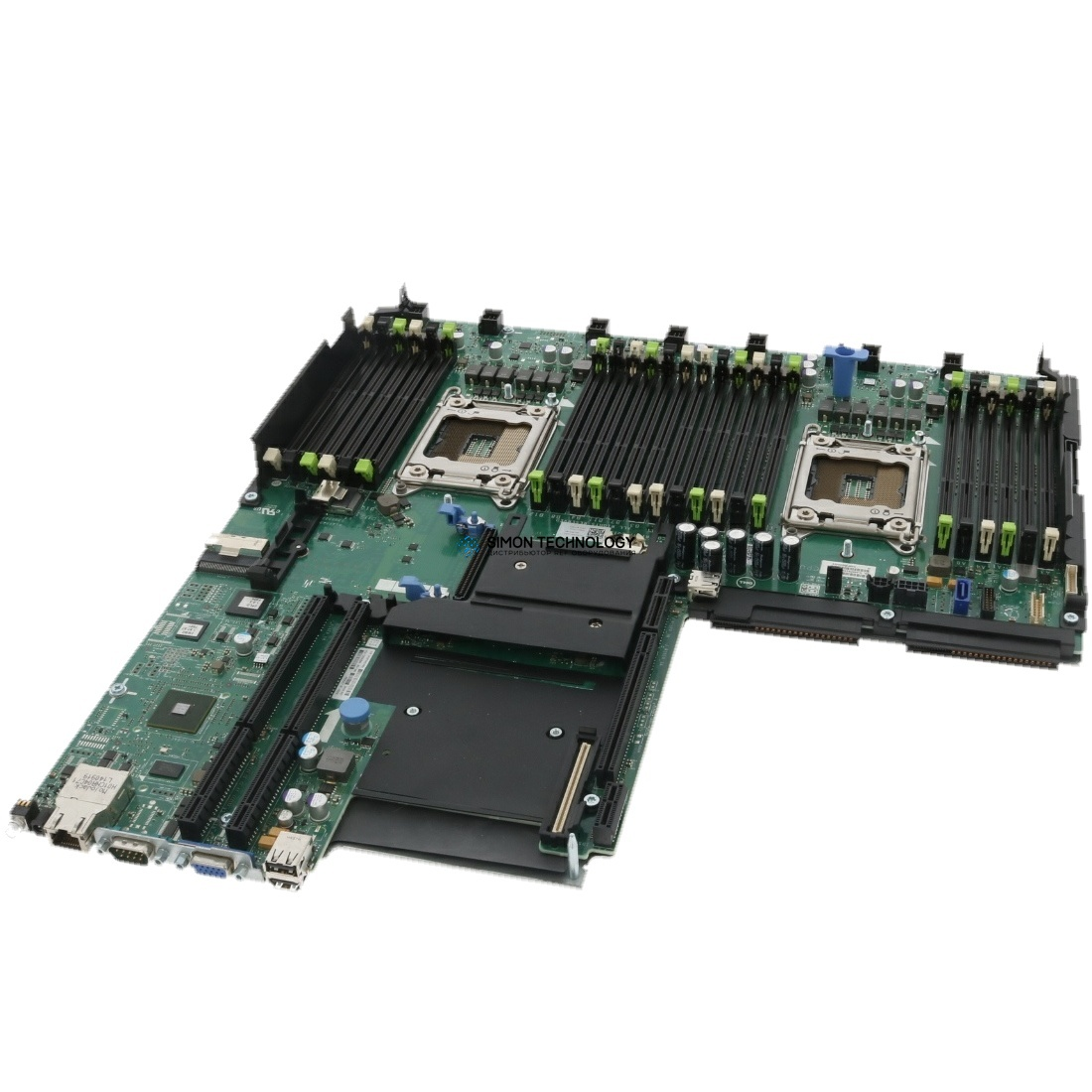 Материнская плата Dell PowerEdge R620 8 Bay VV3F2 Ask for custom qoute (PER620-SFF-8-VV3F2)