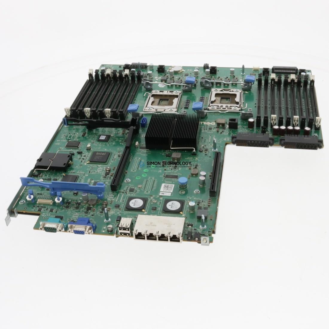 Материнская плата Dell PowerEdge R710 8x2.5 HYPX2 Ask for custom qoute (PER710-SFF-8-HYPX2)