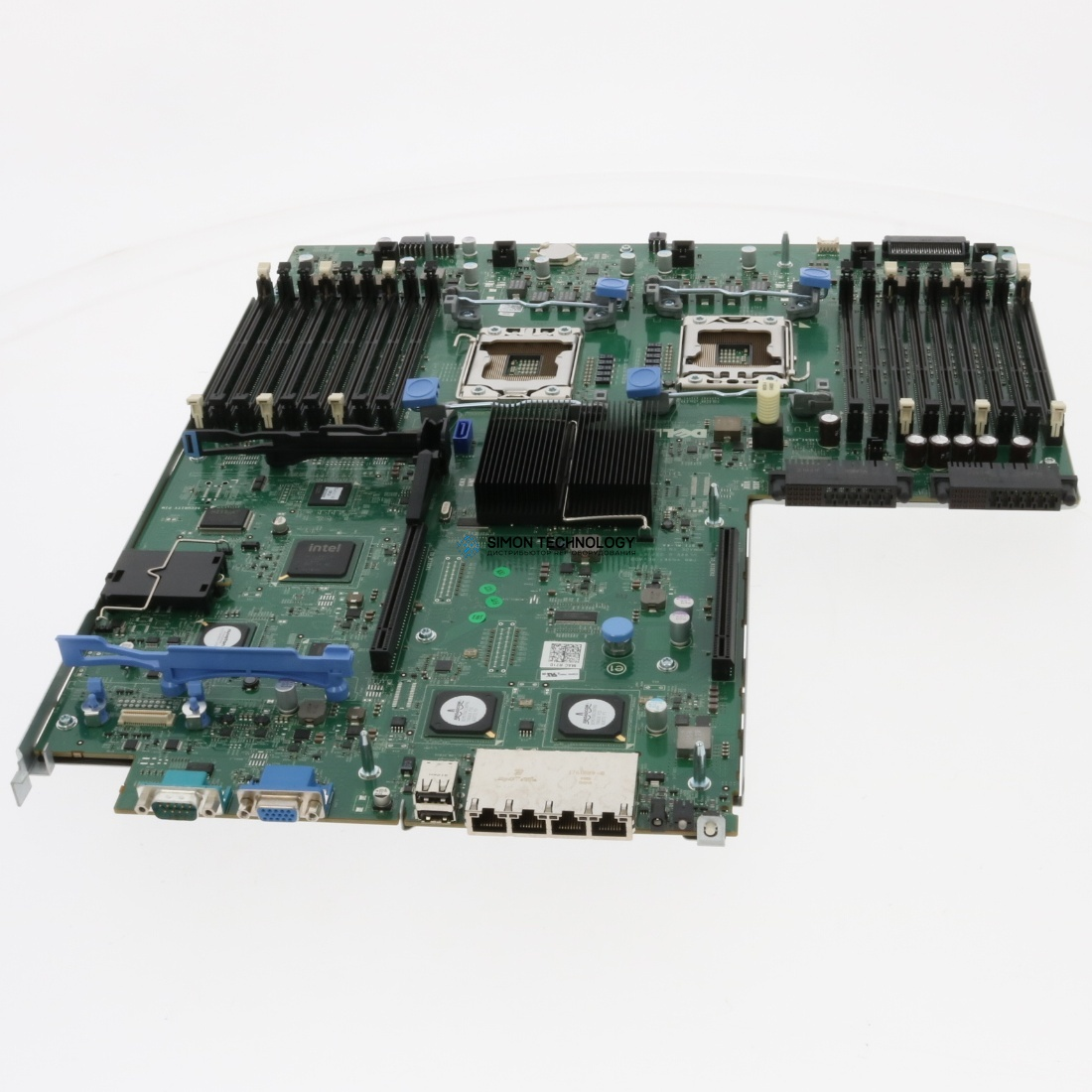 Материнская плата Dell PowerEdge R710 8x2.5 N047H Ask for custom qoute (PER710-SFF-8-N047H)