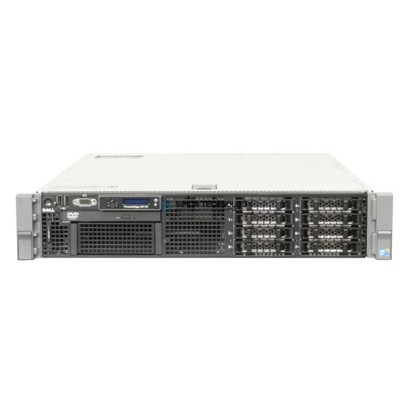 Сервер Dell PowerEdge R710 8x2.5 Y7JM4 Ask for custom qoute (PER710-SFF-8-Y7JM4)