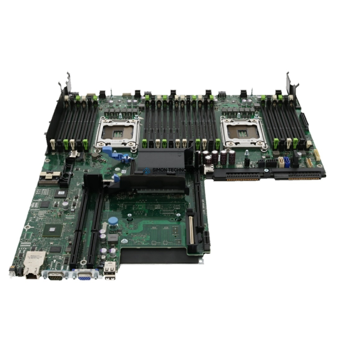 Материнская плата Dell PowerEdge R720 16x2.5 76DKC Ask for custom qoute (PER720-SFF-16-76DKC)