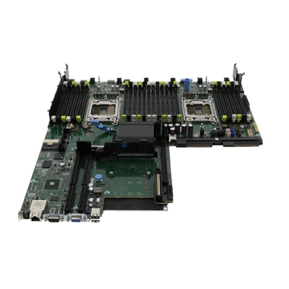 Материнская плата Dell PowerEdge R720 16x2.5 C4Y3R Ask for custom qoute (PER720-SFF-16-C4Y3R)