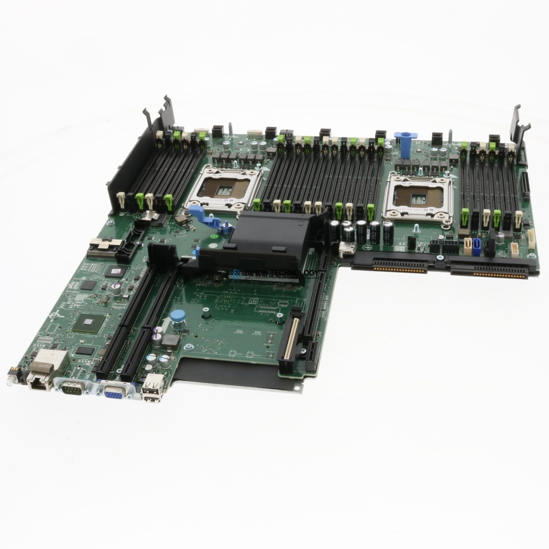 Материнская плата Dell PowerEdge R720 16x2.5 VRCY5 Ask for custom qoute (PER720-SFF-16-VRCY5)