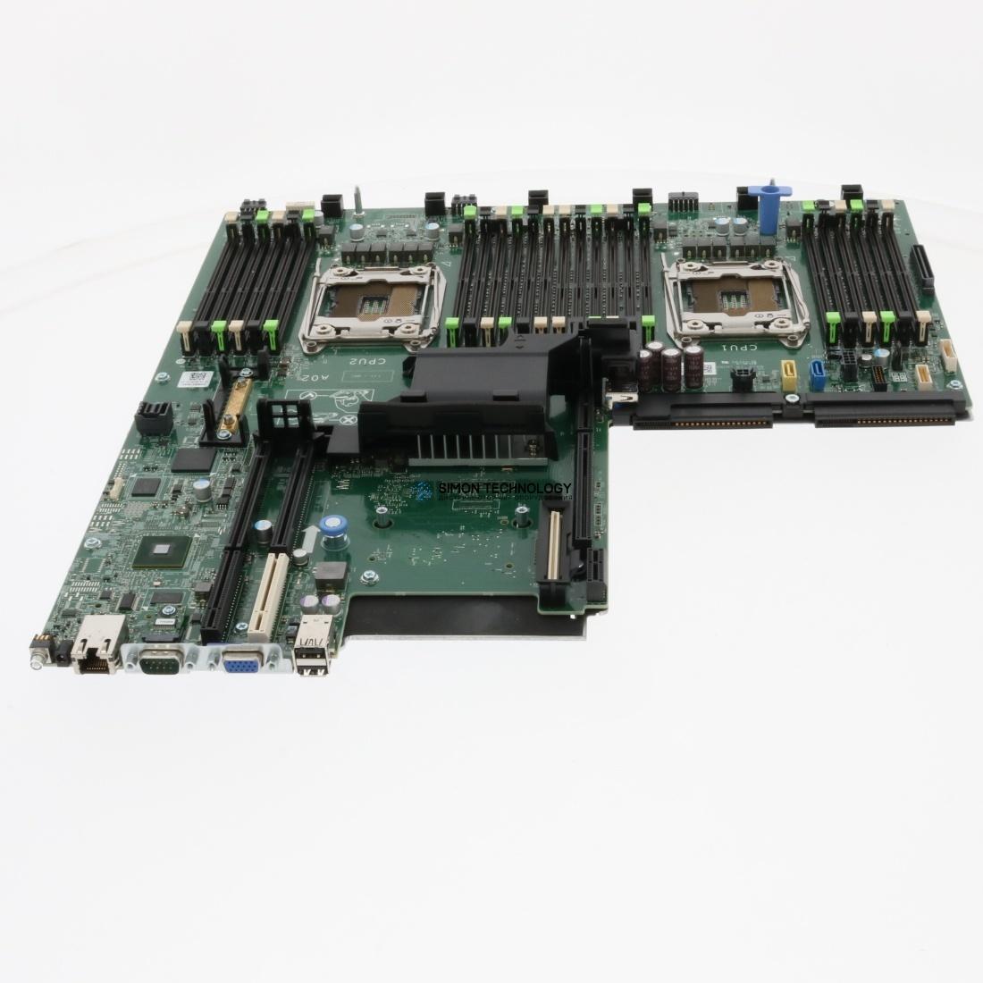 Материнская плата Dell PowerEdge R730 16x2.5 H21J3 Ask for custom qoute (PER730-SFF-16-H21J3)