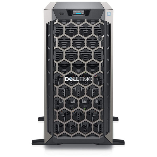 Сервер Dell PowerEdge T340 8x3.5 VRC38 (PET340-LFF-8-VRC38)