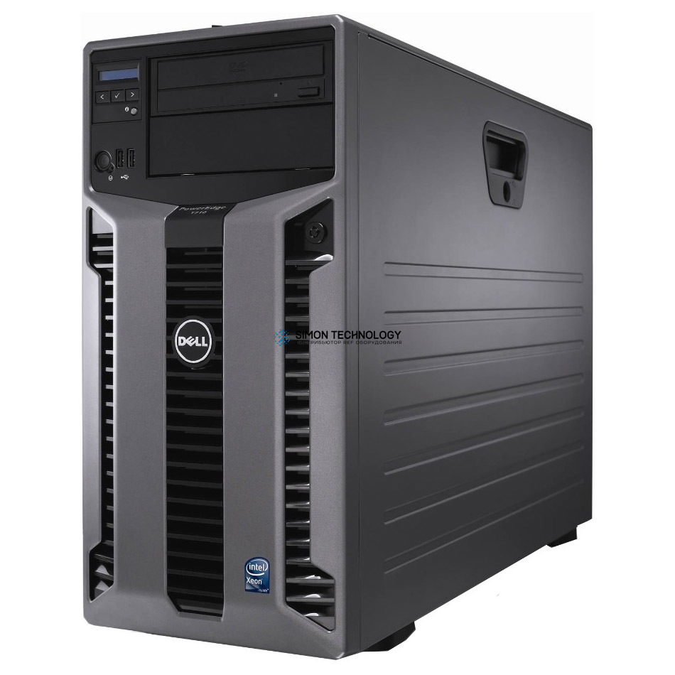 Сервер Dell PowerEdge T710 16x2.5 J051K Ask for custom qoute (PET710-SSF-16-J051K)