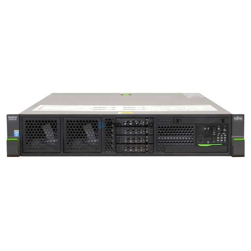 Сервер Fujitsu Server 2x QC Xeon E5-2637 v2 3,5GHz 32GB 8xSFF (Primergy RX300S8)