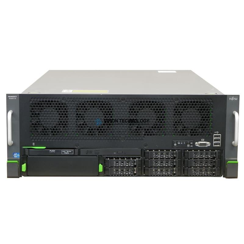 Сервер Fujitsu Server 4x 10C Xeon E7-4870 2,4GHz 128GB D2616 (Primergy RX600 S6)