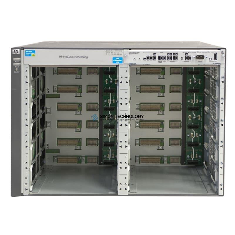 HP Intelligent Edge Chassis - (ProCurve Switch 5412zl)